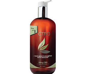 Hair Growth Shampoo with AnaGain